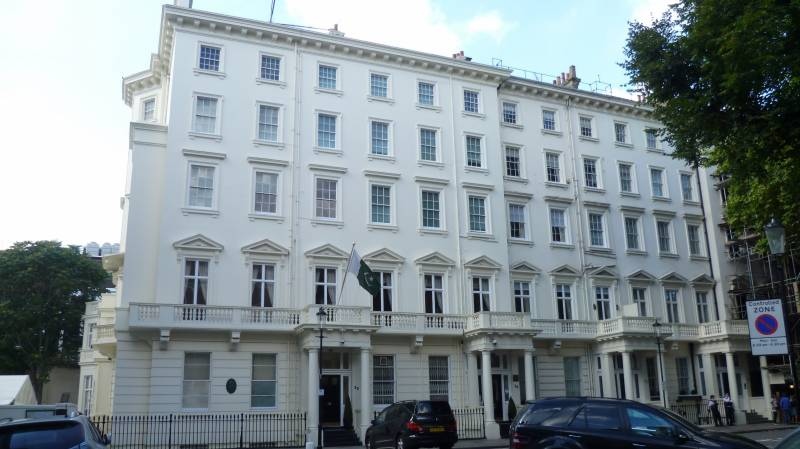 Pakistan's London High Commission starts daily appointment system for Consular Services