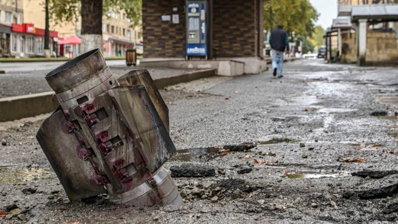 Pressure builds for ceasefire as Karabakh fighting rages