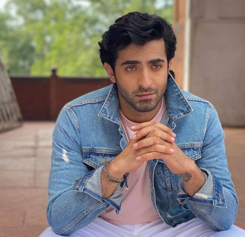 Actor Sheheryar Munawar in recovery after motorcycle accident