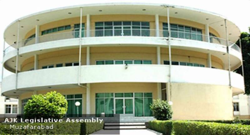 AJK Assembly hits back over sedition case against elected PM