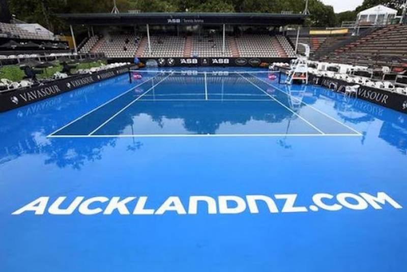 Australian Open warm-up in Auckland cancelled because of virus