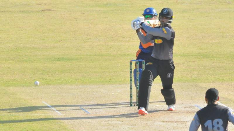 Fakhar Zaman's 66 stretches KP's winning streak to four matches