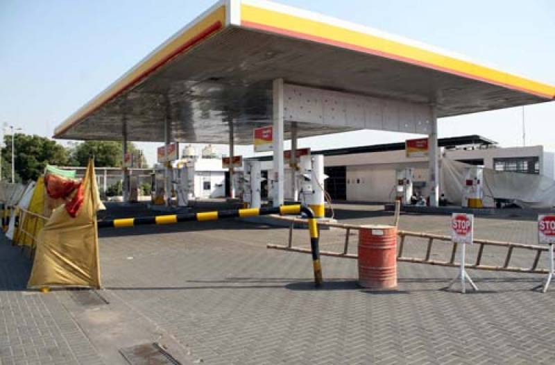 CNG stations shut down in Sindh for 72 hours