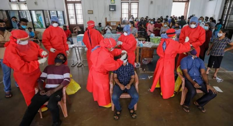 Over 1,000 get coronavirus at Sri Lanka factory that made masks for US