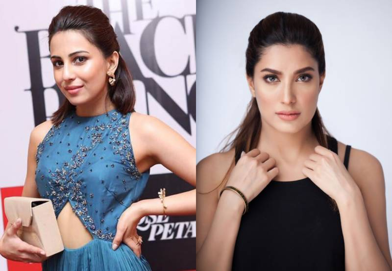 Ushna Shah steps up in support of Mehwish Hayat's ad dance