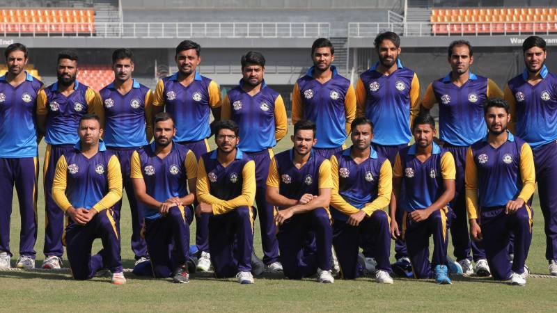 Central Punjab win Second XI National T20 Cup