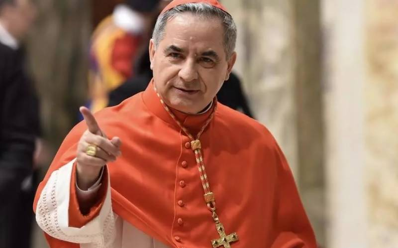 Mystery woman admits 500,000-euro payment from dismissed cardinal