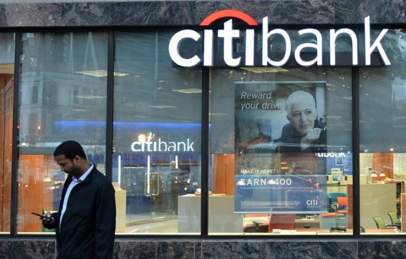 US fines Citibank $400m for poor risk management practices