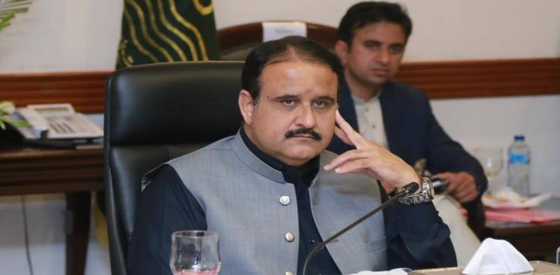 Buzdar briefs top federal ministers on uplift projects in Punjab