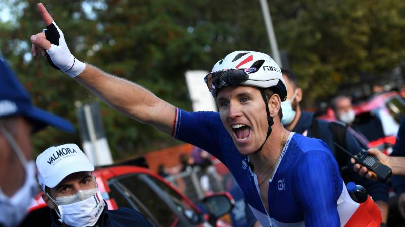 Demare wins sprint for third victory in this year's Giro
