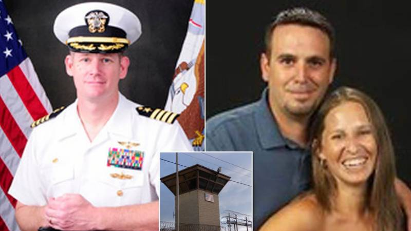 Former Guantanamo Bay commander sentenced to two years in prison