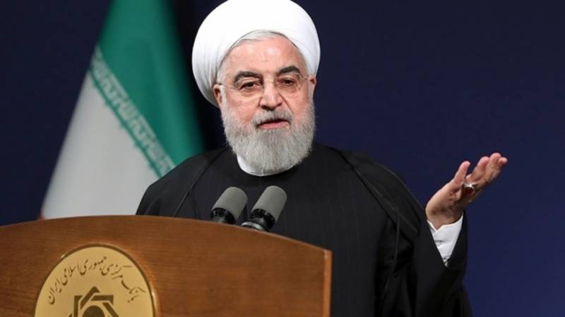 Iran's Rouhani says new US sanctions cannot break 'resistance'