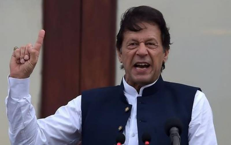 PM Imran vows crackdown on hoarders, high prices from Monday