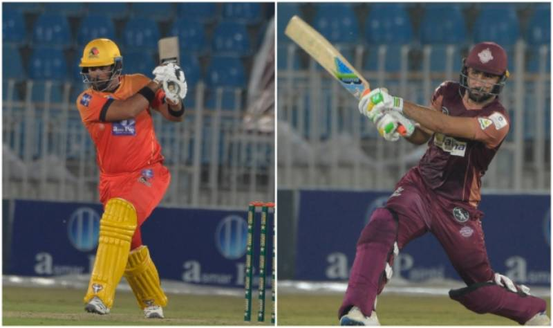 Khushdil and Khurram reflect on their blazing centuries