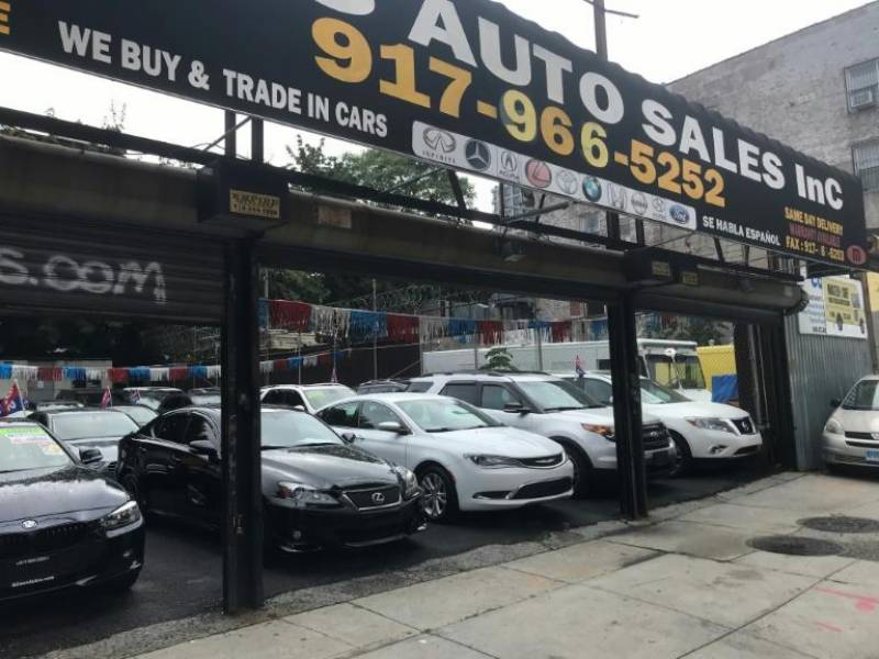Carmageddon feared as used-car sales surge in pandemic-hit New York