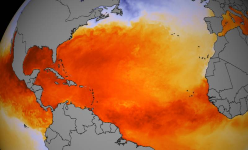 Earth 'squeezed like an orange': Call for climate action