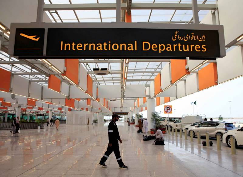 Afghan national dies of heart attack at Islamabad Airport