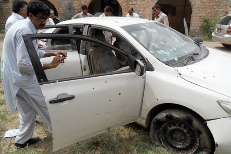Four shot dead on way to funeral in Kohat