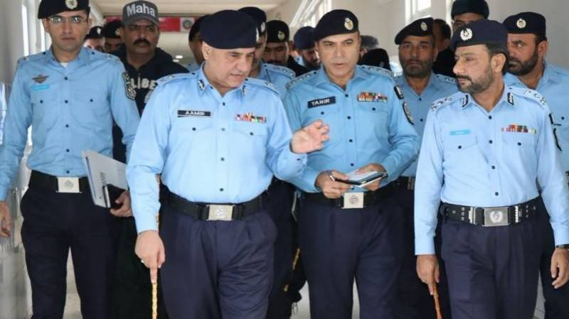 Six important slots of Islamabad Police lays vacant