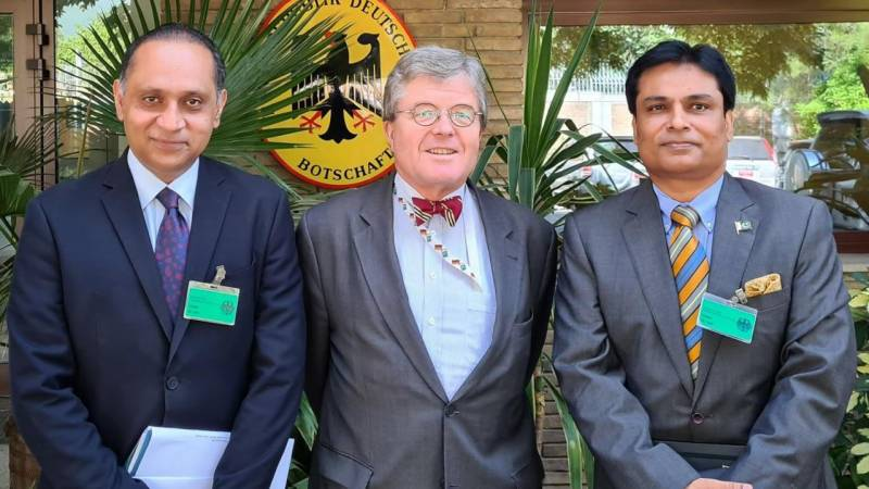 Germany wants to enhance two-way trade with Pakistan