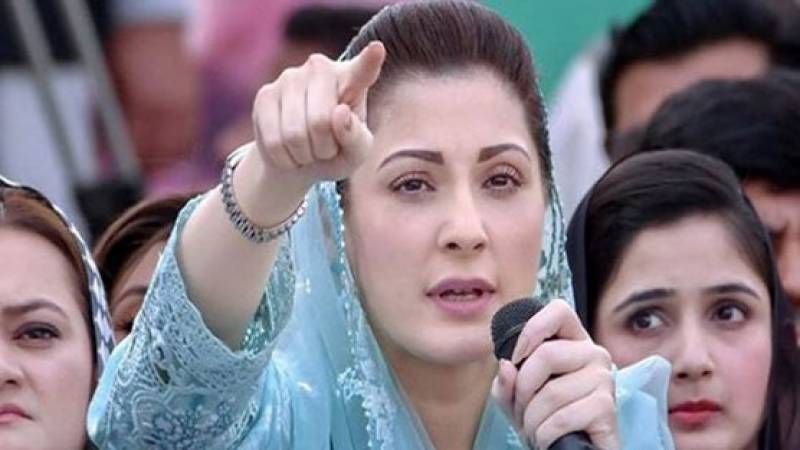 Those trying to silence me will fall silent, says Maryam