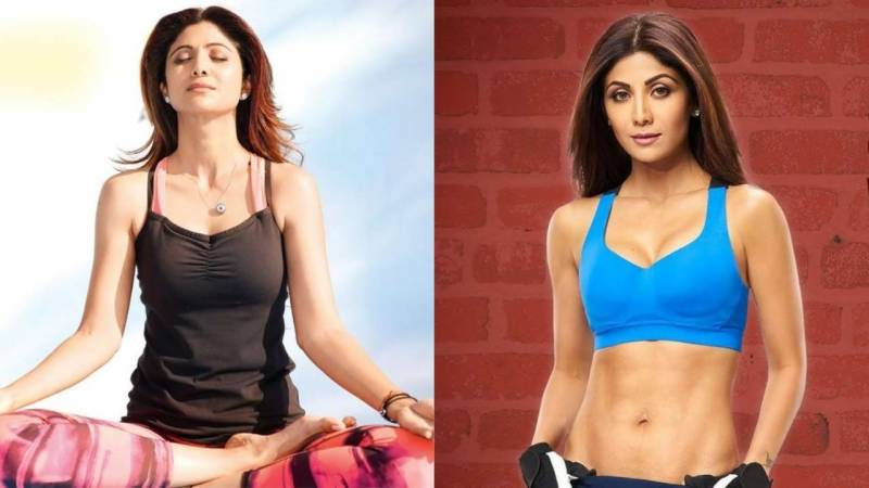 Shilpa Shetty fitness video will make you want to work out
