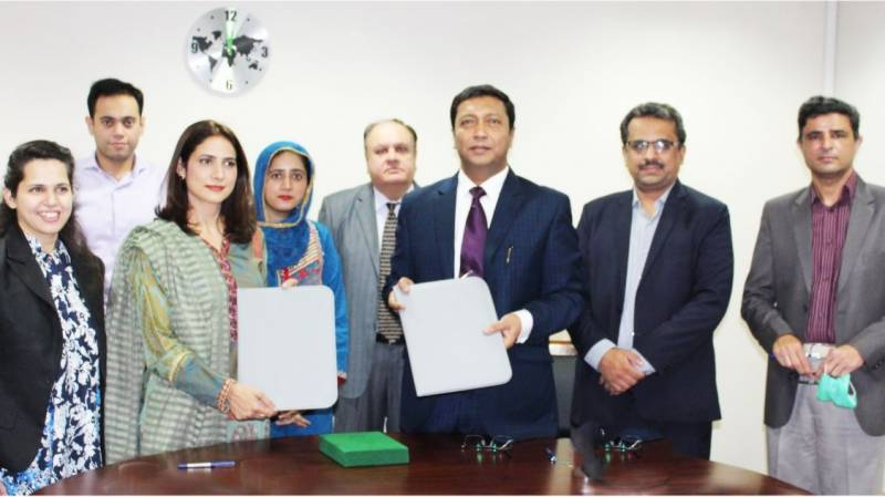 COMSTECH, Pink Trust Pakistan to promote women wellbeing in Muslim countries