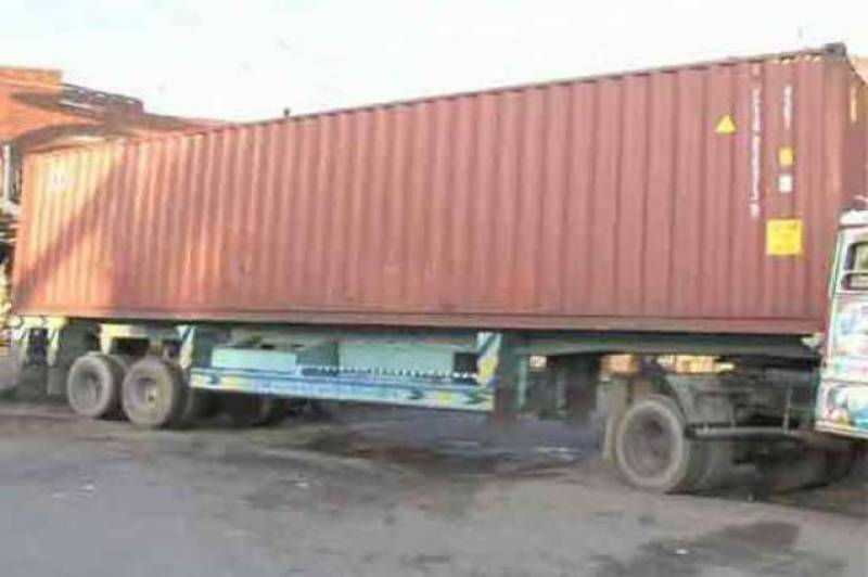 Containers, arrests in Gujranwala to tackle opposition rally