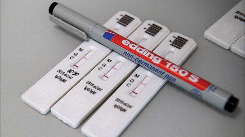 Roche rolling out high-volume rapid Covid-19 test by year-end