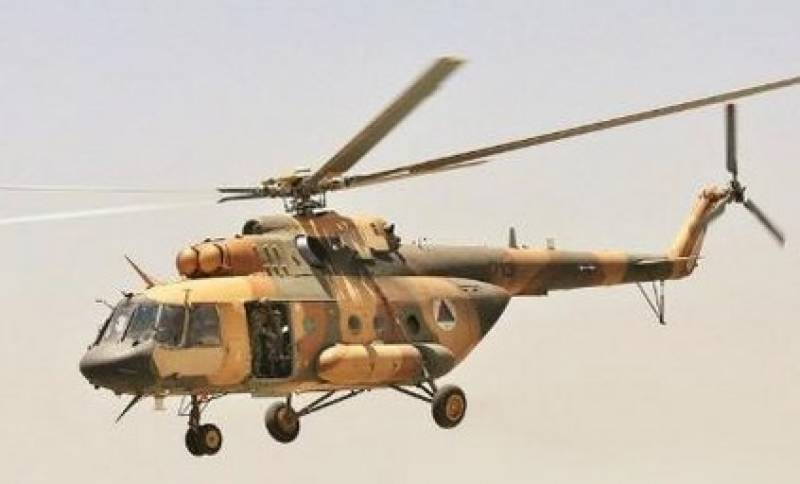 15 soldiers killed as two Afghan military helicopters collide and crash