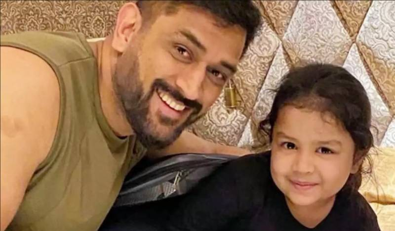 Dhoni's daughter gets rape threat over father's poor form