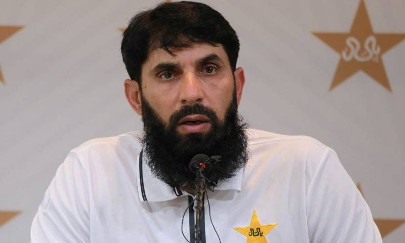 Misbahul Haq resigns as chief selector