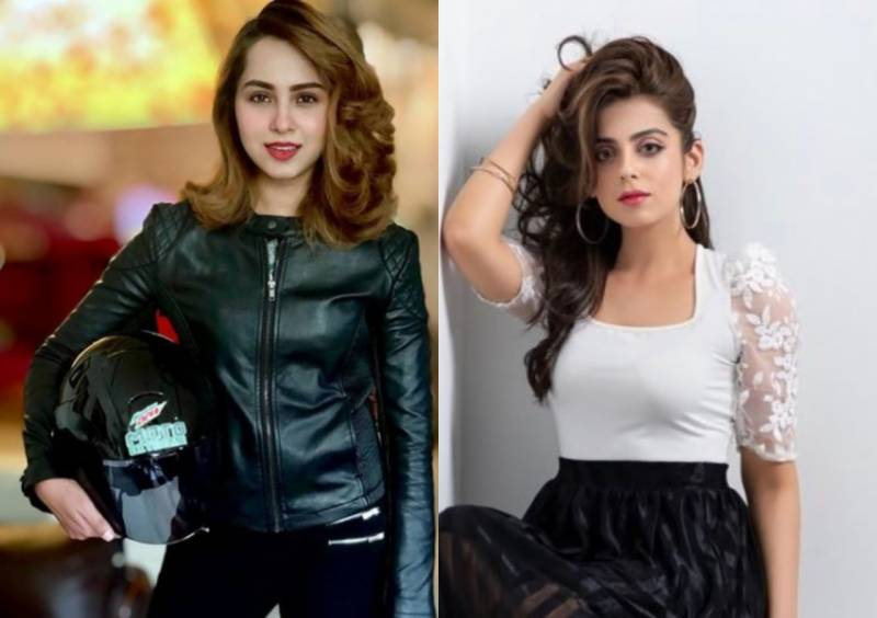 Nimra Khan's fun video with Yashma Gill goes viral