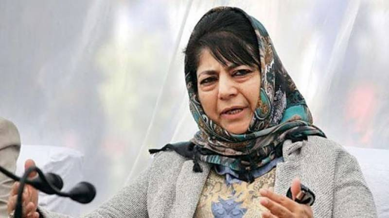 Struggle for resolution of Kashmir to continue: Mehbooba Mufti's message after release