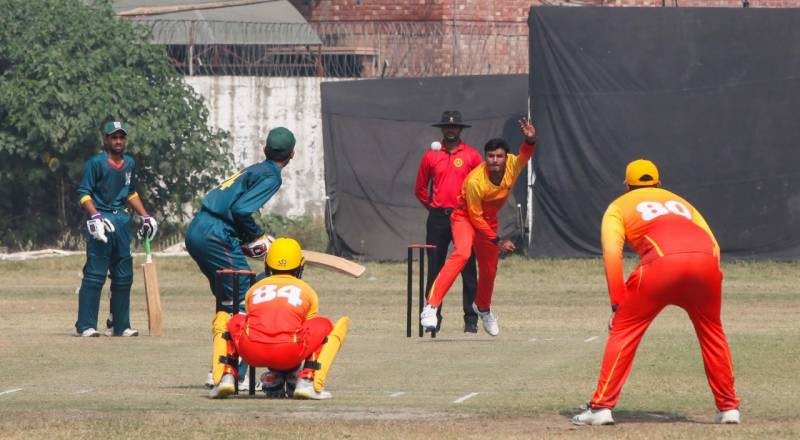 Hussain's unbeaten 102 guides Northern to victory over Central Punjab