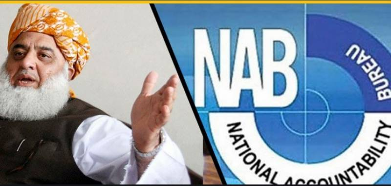 NAB expands probe scope against Maulana Fazl