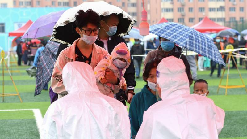 13 cases, 10 million tests: China swabs city after coronavirus outbreak