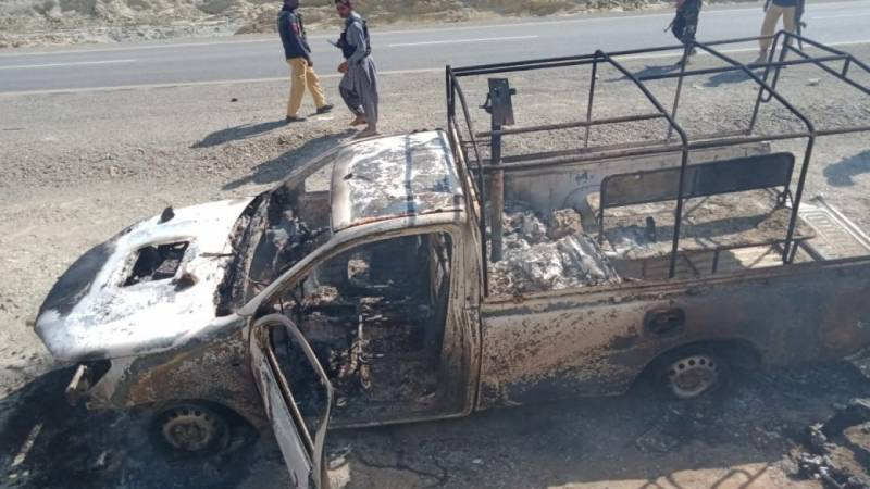 Death toll in terror attack on OGDCL convoy rises to 14