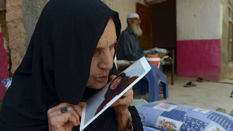Afghan mother's painful wait for her son stuck in Guantanamo Bay