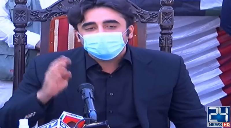 Bilawal warns of long march on Islamabad if G-B polls are rigged
