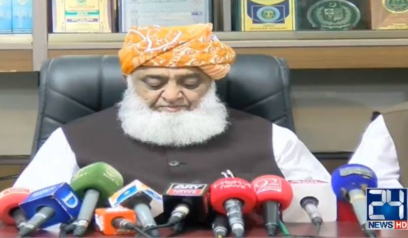Imran wants NRO but won't give him any, declares Fazl