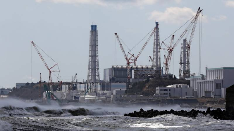 Japan to release treated Fukushima water into sea