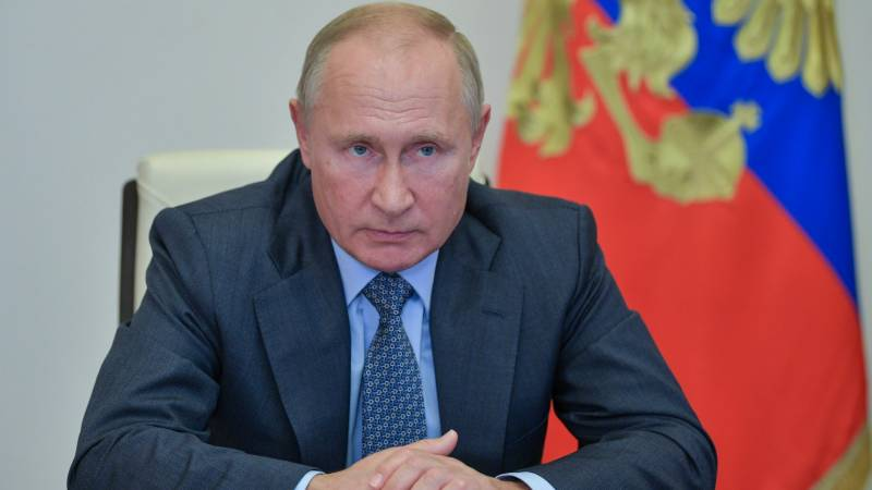 Putin proposes one-year extension of New START treaty