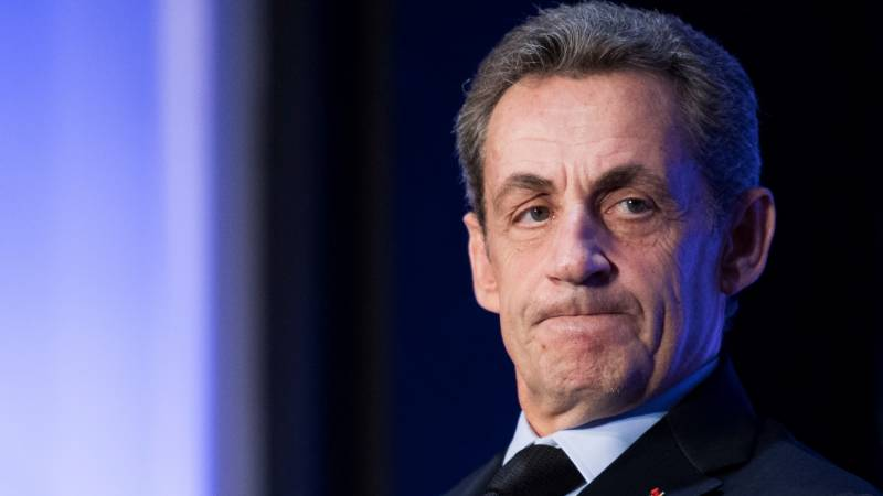 Sarkozy charged with 'conspiracy' over Libyan financing