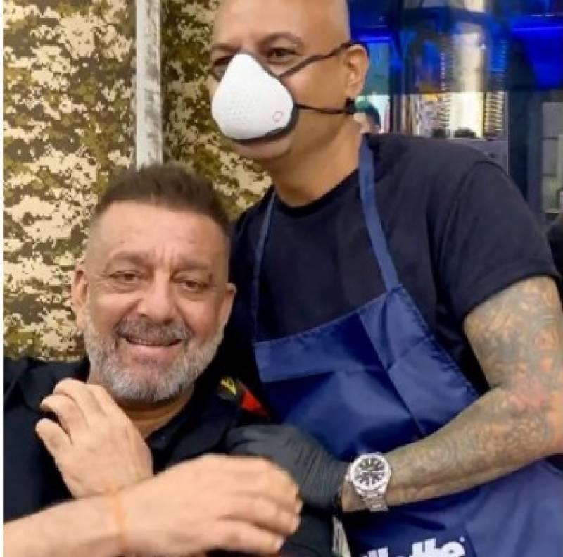 Set to resume work, Sanjay Dutt says 'Will be out of this cancer soon'