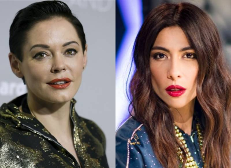 US actress Rose McGowan extends her support for Meesha Shafi