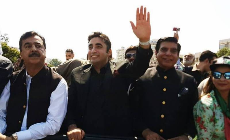 Production order a democratic right of every parliamentarian: Bilawal