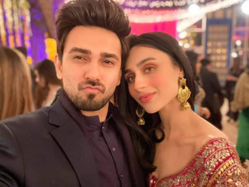 Mashal Khan opens up about breakup rumours with Ali Ansari