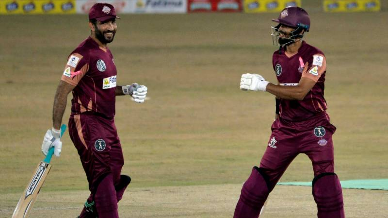 Shan and Zeeshan guide Southern Punjab to National T20 Cup final