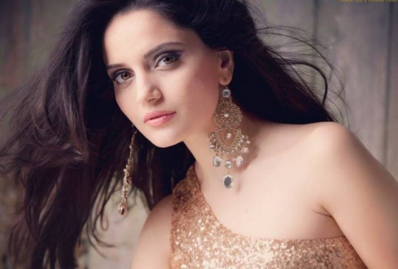 Armeena Khan says she is going to record 'some incredibly hard scenes'
